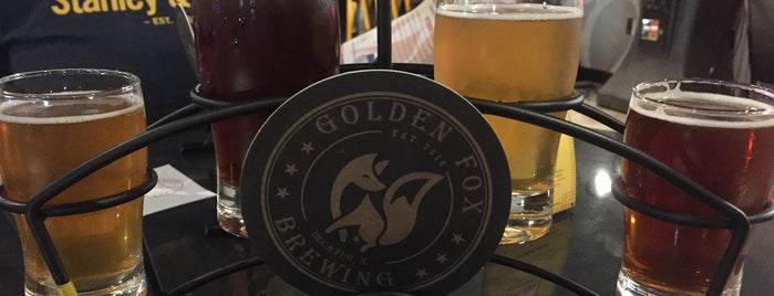 Golden Fox Brewing LLC is one of ICBG Passport 2019.