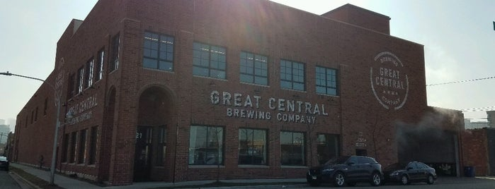 Great Central Brewing Company is one of Visited Bars.