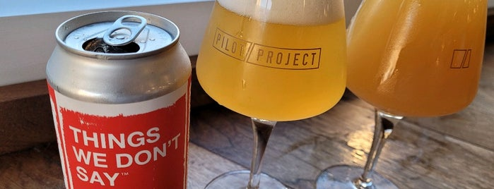 Pilot Project Brewing is one of Craft Breweries.