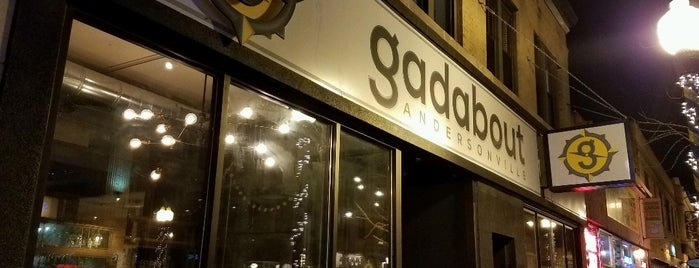 Gadabout is one of Chicago - Restaurants.