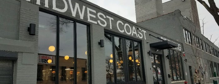 Midwest Coast Brewing Company is one of Breweries I've Visited.