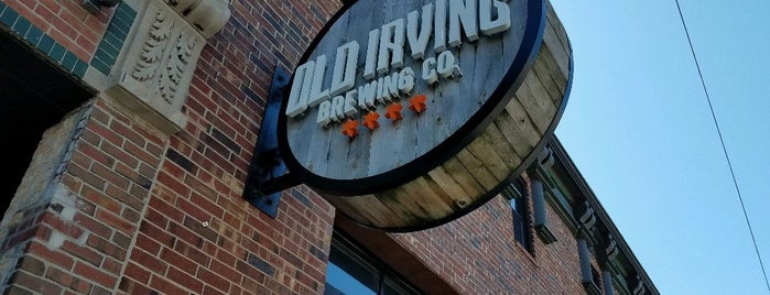 Old Irving Brewing Co. is one of the very best bloody mary's of chicago.
