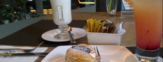 Cheese Cake Factory is one of try in Indonesia.
