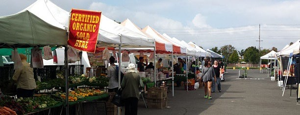 Farmers Market - OC Fairgrounds is one of OC.
