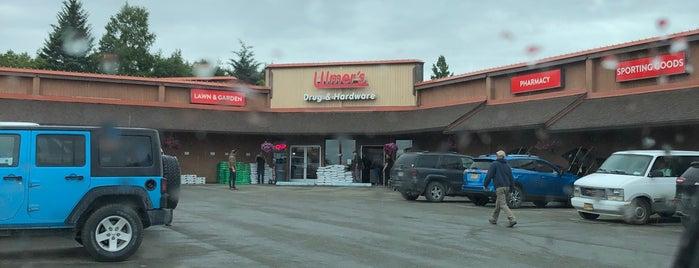 Ulmers Drug & Hardware is one of Freaker USA Stores Alaska.