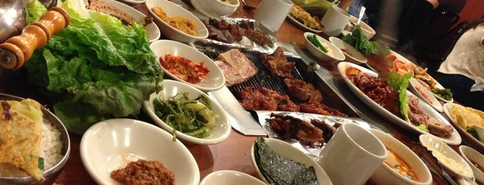 Brother's Korean Restaurant is one of My favorite places to eat in SF.