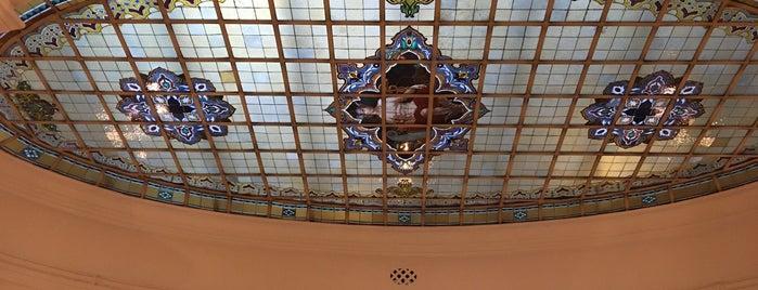 Türkiye İş Bankası İktisadi Bağımsızlık Müzesi is one of Antik kentler ve  müzeleri.