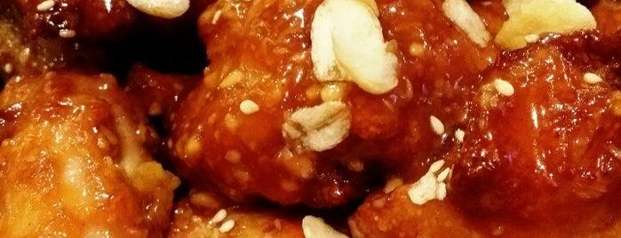오븐에 빠진 닭 is one of Lieux sauvegardés par Chang.