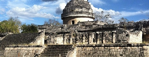 Caracol (Observatorio) is one of MEX Mexico City.