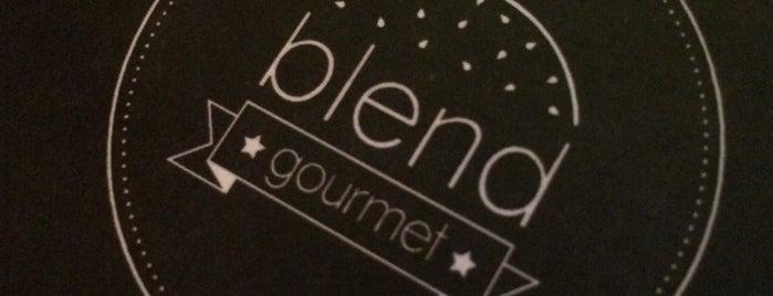 Blend Gourmet is one of Gespeicherte Orte von Renato.