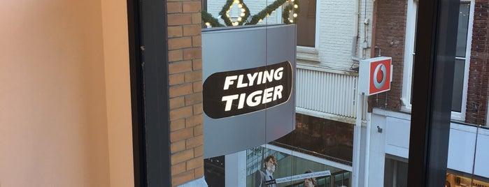 Flying Tiger Copenhagen is one of Breda.