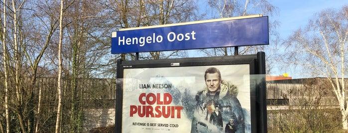 Station Hengelo Oost is one of Friesland & Overijssel.
