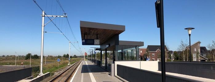 Station Zwolle Stadshagen is one of Friesland & Overijssel.