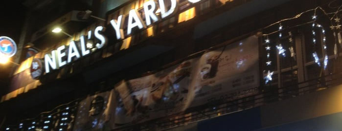 Neal's Yard is one of 이태원.