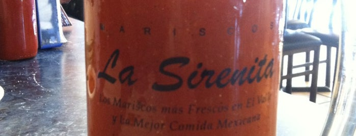 La Sirenita Restaurant is one of Valley Guy.