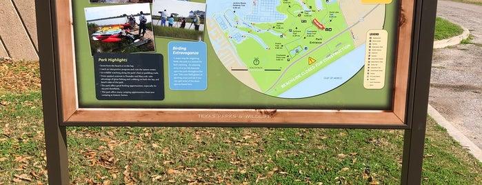 Galveston Island State Park is one of Spring Break!.
