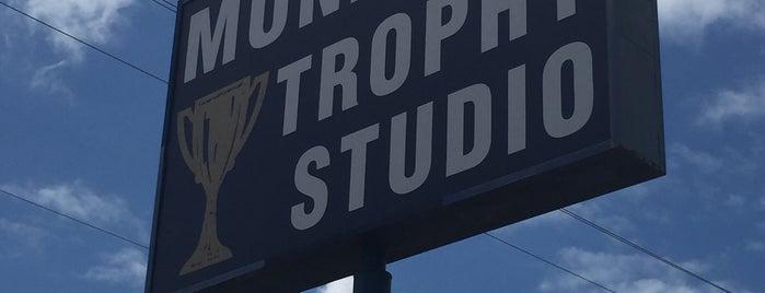 Monarch Trophy Studio is one of Rachel 님이 좋아한 장소.