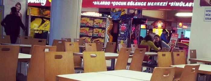 KFC is one of Sergen Ali'nin Beğendiği Mekanlar.