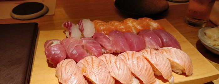 じねん 梅田お初天神店 is one of Osaka Eats.