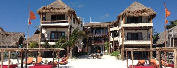 Amansala is one of International: Hotels.