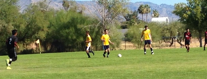 Ochoa Park is one of City of Tucson Parks.