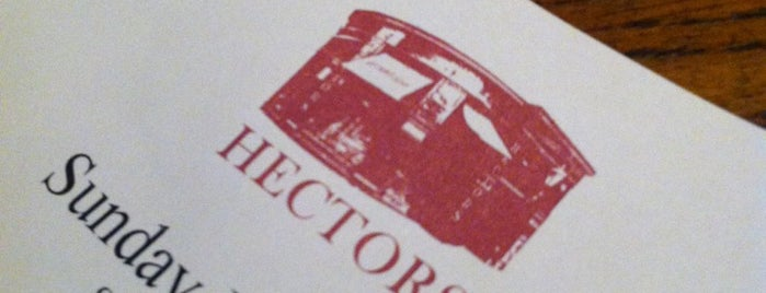 Hector's is one of Edinburgh To Do Before Graduating List.