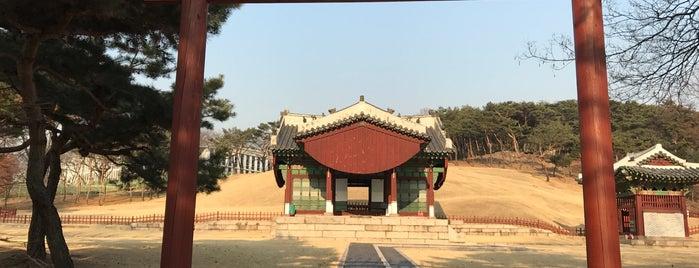 영휘원·숭인원 (Yeonghwiwon & Sunginwon) is one of life of learning.