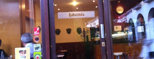 Rabasseda is one of Restaurantes con encanto.