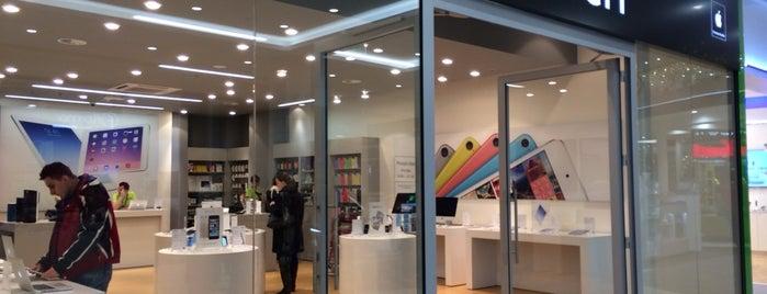 iStores Apple Premium Reseller is one of Galerie Šantovka.