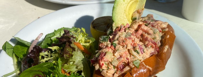Malibu Farm Restaurant & Bar is one of Posti che sono piaciuti a Chris.