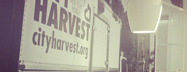 City Harvest is one of #givingback.