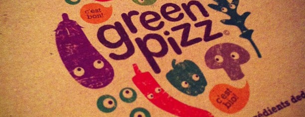 Green Pizz is one of restos etc.