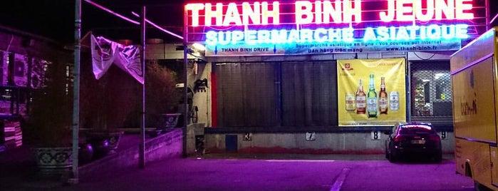 Thanh Binh Jeune Ivry is one of Dark.Ginger'in Beğendiği Mekanlar.