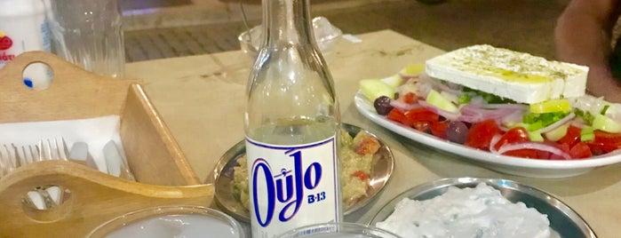Ψητοπωλειο Οβελιστηριο is one of Lieux qui ont plu à Öznur.