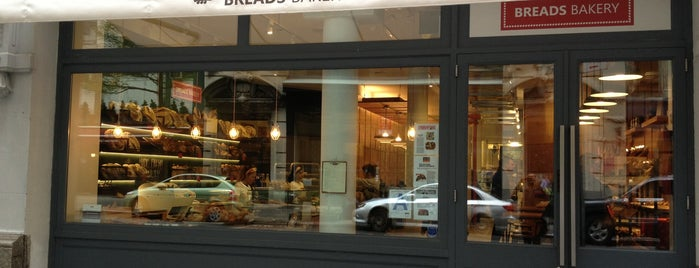 Breads Bakery is one of Eat This Now: December 2016.