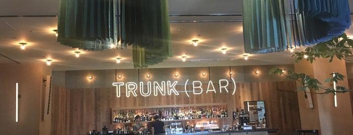 TRUNK (HOTEL) is one of Jodok: сохраненные места.