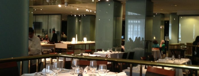 The Zodiac is one of * Gr8 Fine Dining—Kurt's Upscale Faves In Dal!.