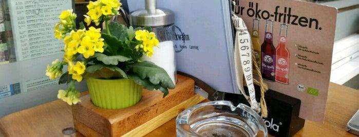 Cafe Backwahn is one of Locais curtidos por Jana.