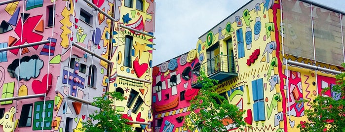Happy Rizzi Haus is one of Region Hannover.
