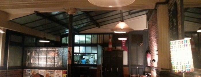 Café Moderne is one of Fast Food - Restaurant.