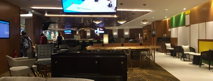 Plaza Premium Lounge International is one of Oscar : понравившиеся места.