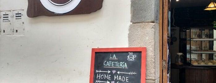 La Cafetería is one of Cusco.