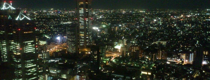 South Observatory, Tokyo Metropolitan Government Building is one of Posti salvati di Hide.