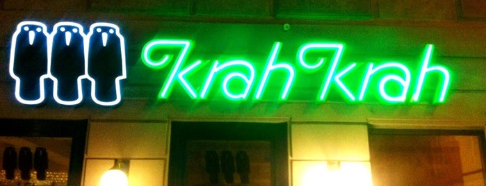 Krah Krah is one of Wien Jazz.