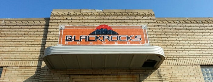 Blackrocks Brewery Production Facility is one of Michigan Breweries.