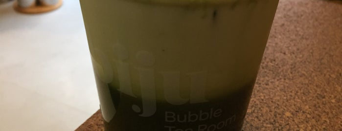 Biju Bubble Tea Room is one of Richardさんのお気に入りスポット.