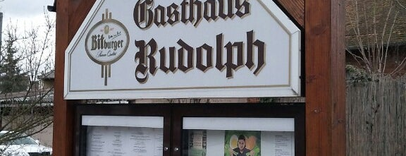 Gasthaus Rudolph is one of Orte, die SMS FRANKFURT Group Travel gefallen.
