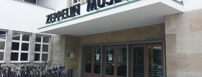 Zeppelin Museum is one of 4sq365de (1/2).