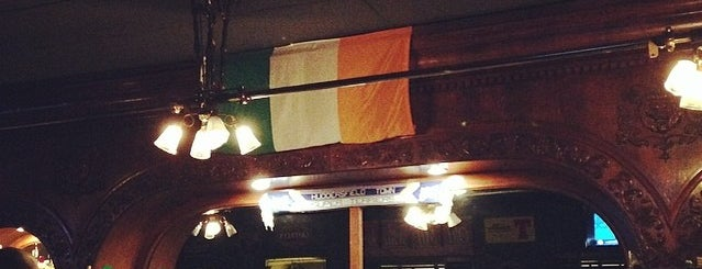Shannon's Irish Pub is one of Locais curtidos por LoneStar.