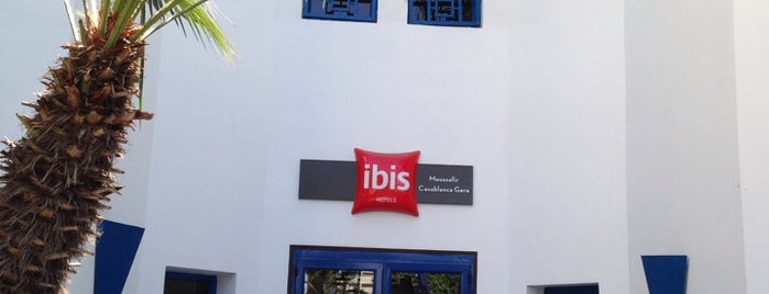 Ibis Moussafir Gare Casa Voyageurs is one of Morocco.